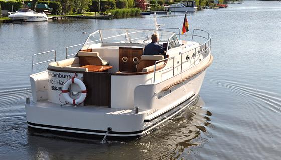 Yachtcharter mit der Passion Classic 10.00