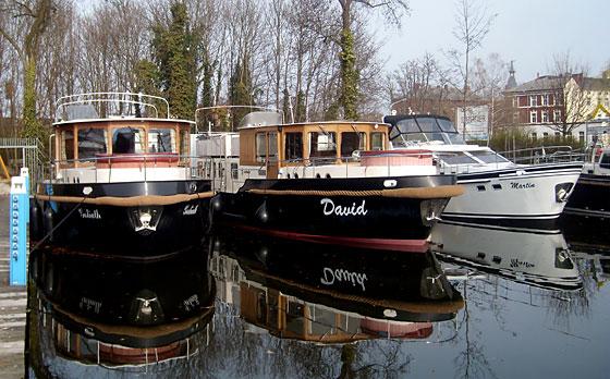 Hausboot-Saisonstart 2012