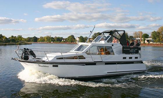 Hausboot Succes 1000 Sport