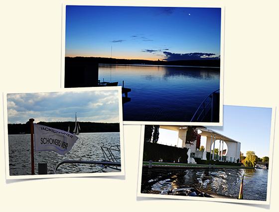 Fotos von der Fahrt