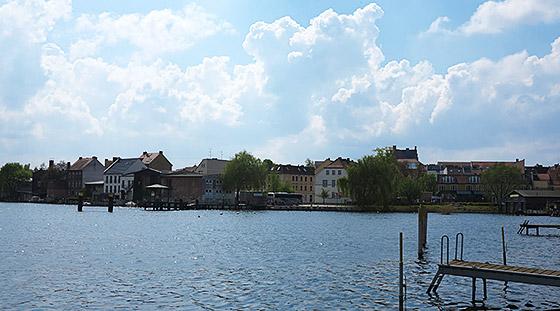 An der Dominsel in Brandenburg an der Havel