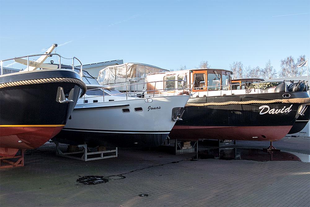 Hausbootferien in Brandenburg
