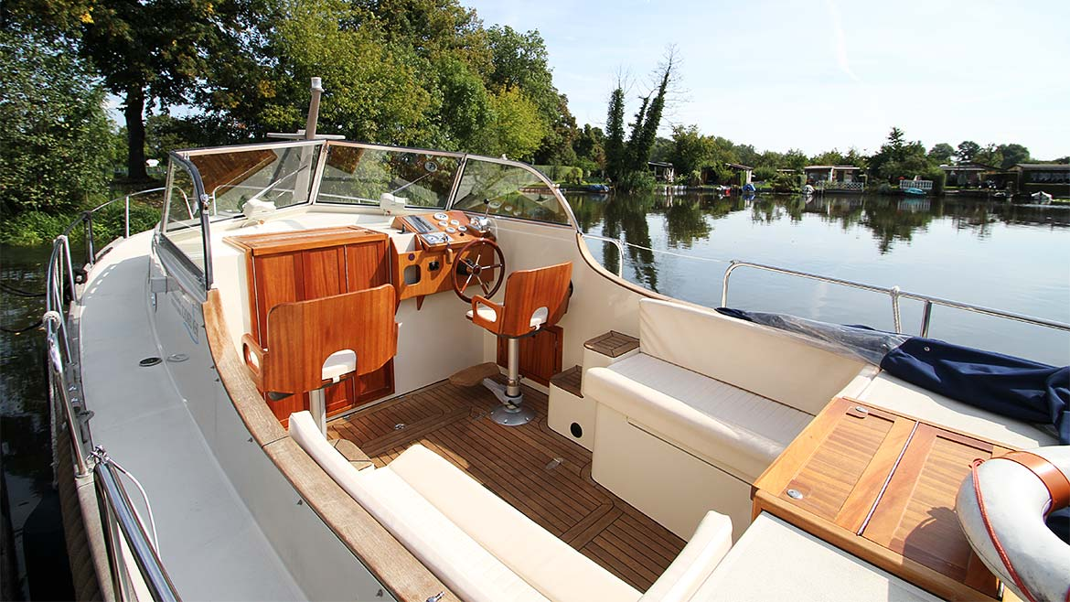 Hausboot Passion Sun 8.50 AK 'Thomas'